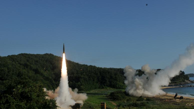 Zeit: Китай выступил против размещения американских ракет в Азии