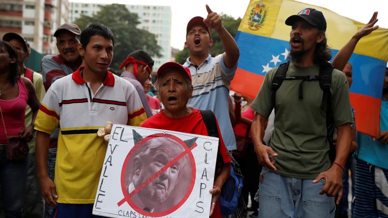 El Periódico: Болтон предупредил Россию «не повышать ставки в заранее проигранном пари» в Венесуэле