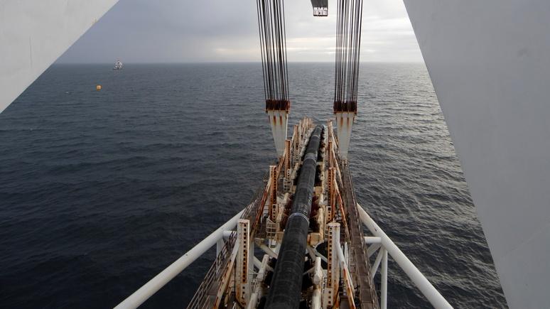 Junge Welt: у США появился шанс саботировать российские поставки газа в Европу