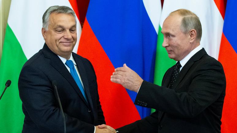 Advance: Венгрия укрепила отношения с Россией, несмотря на санкции