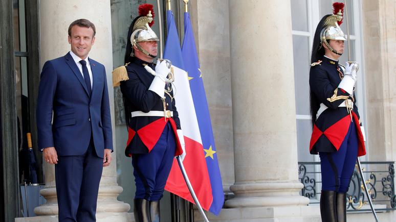 Spiegel: разрешения Париж спрашивать не будет — «нагоняй» США оставил Францию равнодушной