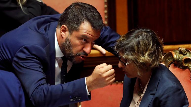 Bild: Италия, возглавляемая правыми, станет для ЕС ещё большим кошмаром