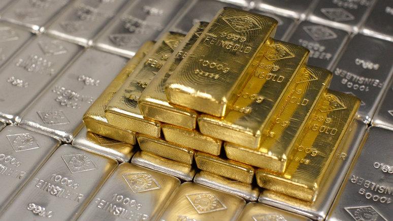 Bloomberg: рост золотовалютных запасов укрепляет позиции России на нефтяном рынке