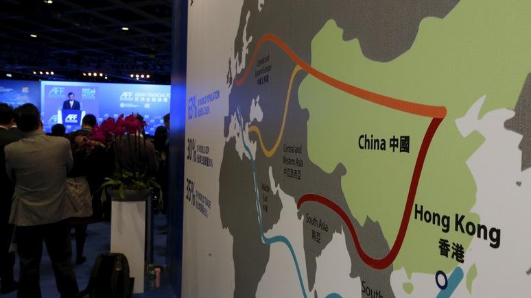 Австрийские эксперты: сотрудничество с Китаем — для Европы и шанс, и большой риск
