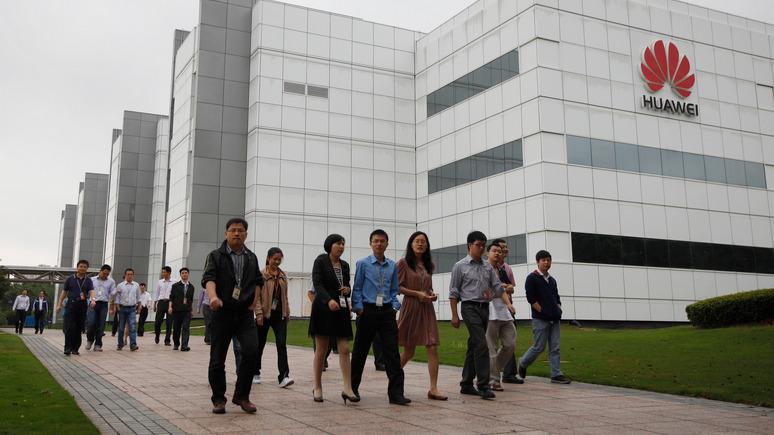 Daily Telegraph: глава Huawei назвал сотрудников компании «непобедимой железной армией» и призвал к «Великому походу» против США