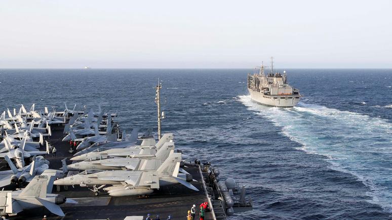 Зариф: своими поставками оружия США превращают Ближний Восток в пороховую бочку