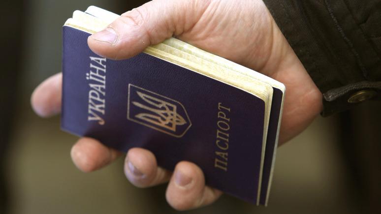 Лiга.net: Зеленский упростил получение украинского гражданства для россиян