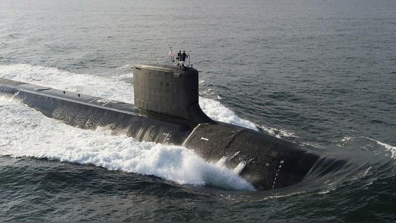 Bloomberg: усиление подводного флота США откладывается из-за бракованных деталей
