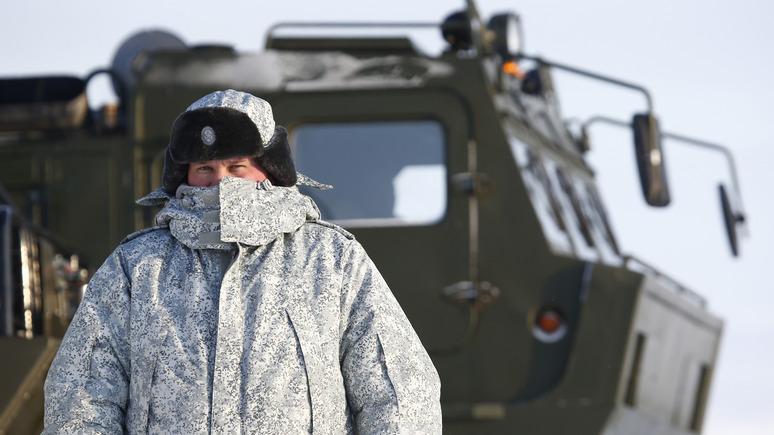 Командующий вооружёнными силами Норвегии: мы вряд ли сможем что-то противопоставить России без НАТО