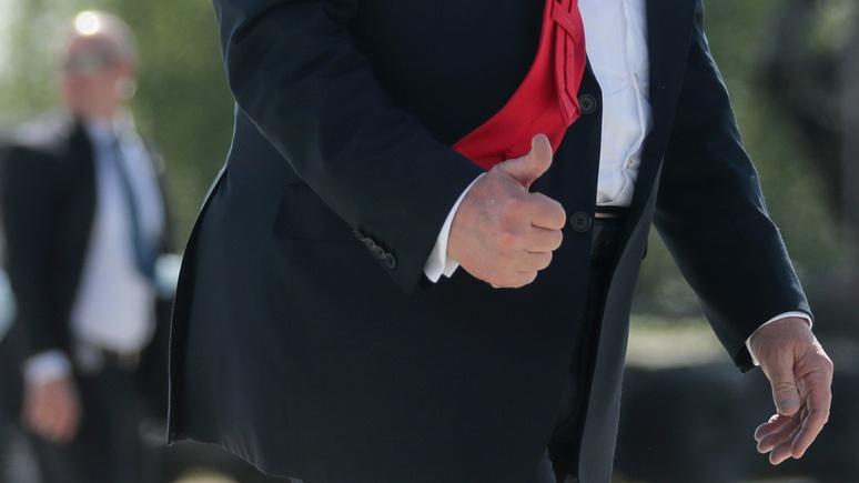 Взамен Гренландии Frankfurter Allgemeine подыскала Трампу «беспроигрышный вариант»