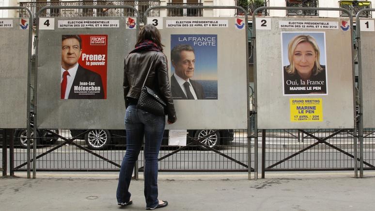 Le Parisien: справа налево — Путин не оставляет равнодушными французских политиков