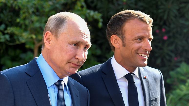 Французский политик: пора снять санкции с России и вернуть её в «Большую восьмёрку»