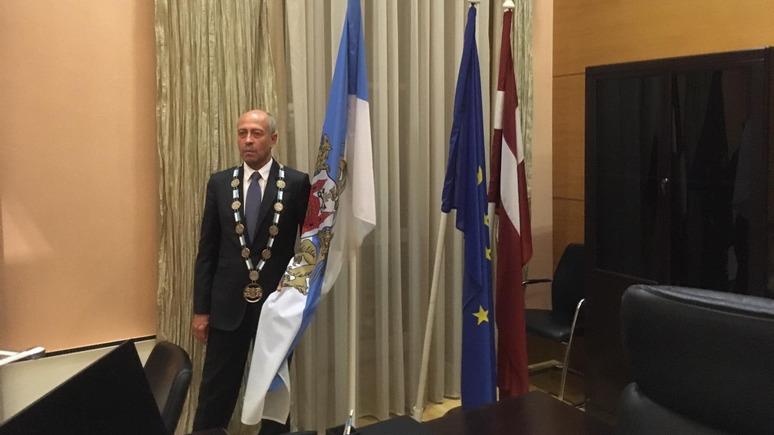 DELFI: новый мэр Риги пообещал не быть «клоном Нила Ушакова»