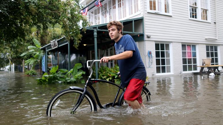 Fox News: учёные назвали страны, которым изменение климата сильно ударит по карману