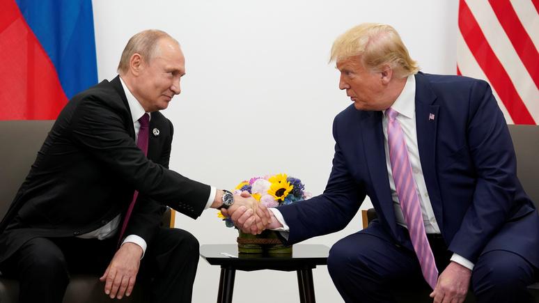 CNBC: Трамп призвал вернуть Россию в «Большую семёрку»