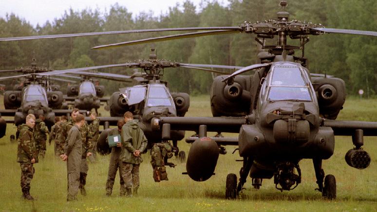 Spiegel: содержание американских солдат обходится немецким налогоплательщикам в сотни миллионов евро