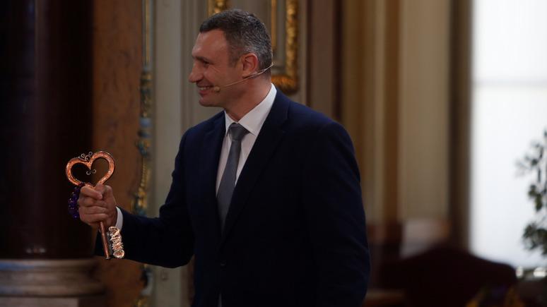 Вести: плохое состояние киевских мостов Кличко объяснил происками своих политических оппонентов