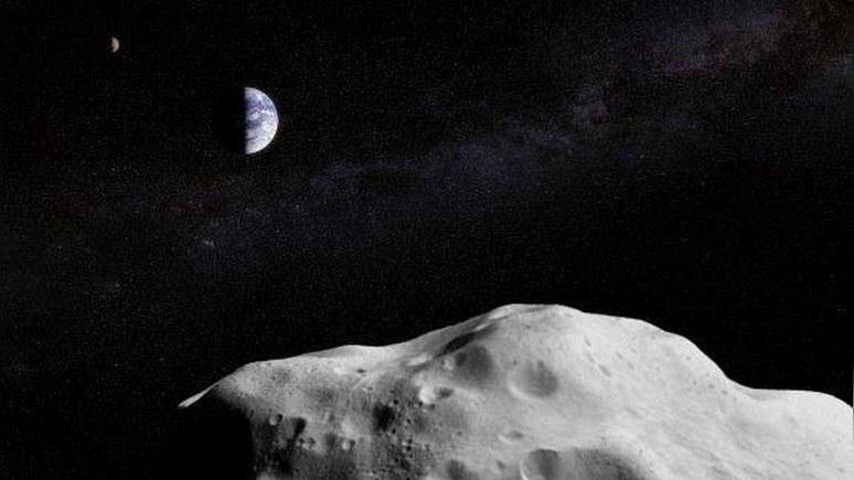Daily Express: в NASA решили заранее подготовиться к встрече с «богом хаоса»