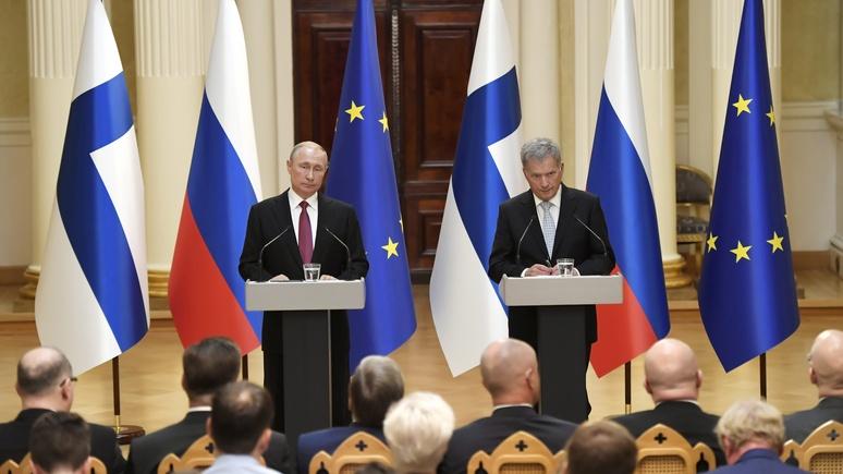 Yle: в Финляндии разделяют опасения России в связи с ракетными испытаниями в США
