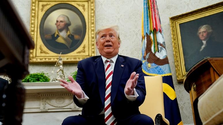 «Либо тролль, либо безумец с комплексом бога»: CNN поставил Трампу диагноз