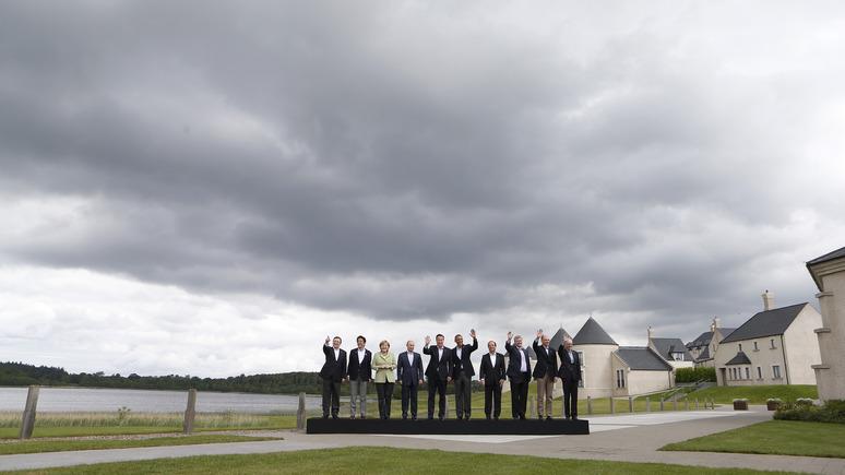 Зеленский: Россия должна показать свою готовность вернуться в G8