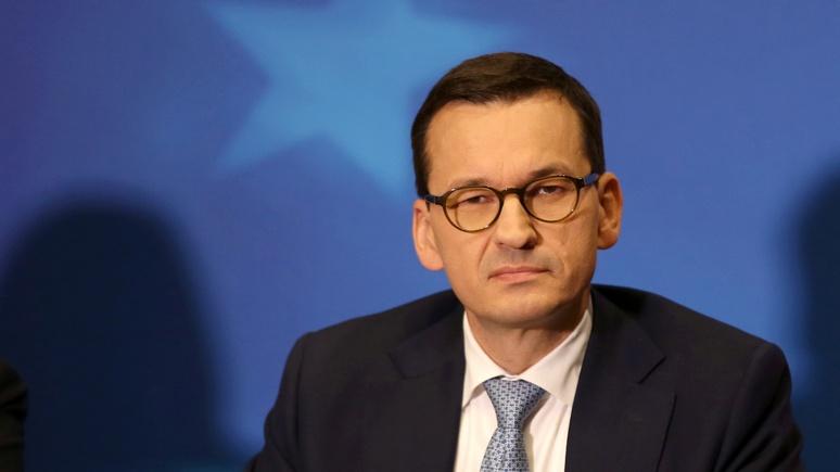 Польский премьер: Германия не нахлебник, но её обязательства перед НАТО не выполняются