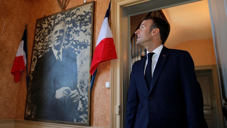 Le Monde: изменить форму, но не содержание — в борьбе с кризисом «жёлтых жилетов» Макрон взял на вооружение стратегию Де Голля