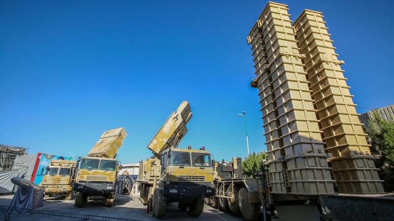 Press TV: конкурент С-300 — Иран продемонстрировал новую систему ПВО
