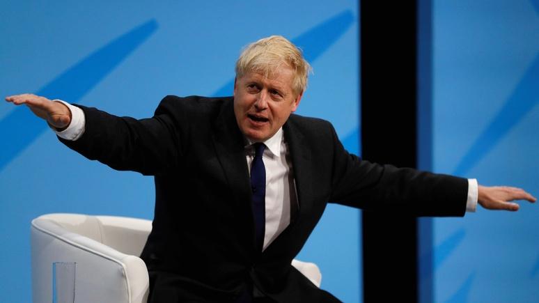 Обозреватель Independent: Джонсон превратил стыд британцев за брексит в злость