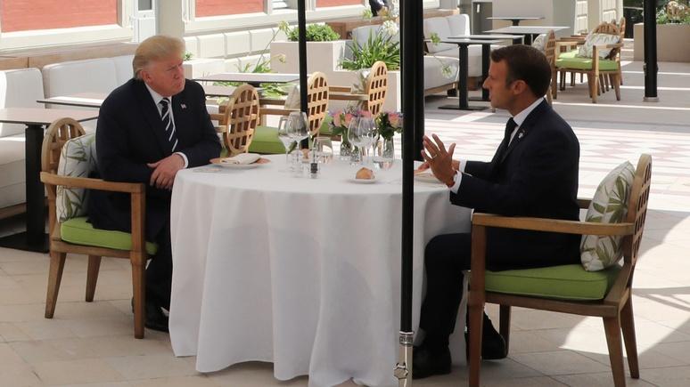 Не решить проблемы, так пошептаться — колумнист  Le Figaro выяснил, зачем нужна G7