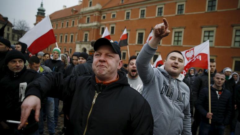 FAZ: Восточной Европе удалось привить капитализм, но не западные ценности