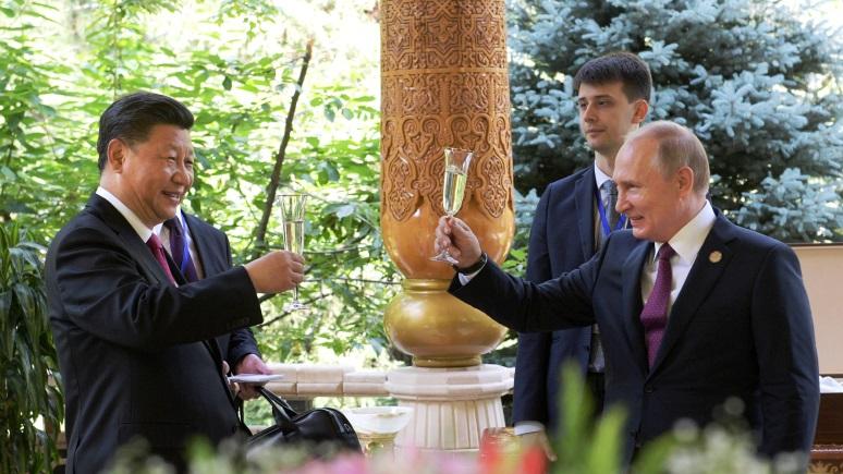 NI: санкции США подталкивают Россию и Китай к созданию антиамериканского блока