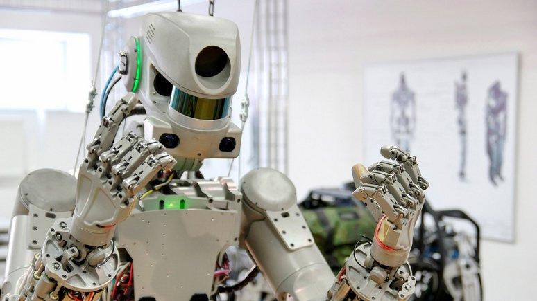 Французский астронавт: создание робота FEDOR — важная веха в освоении космоса