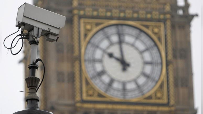 ES: Оруэллу и не снилось — новые технологии грозят превратить Британию в общество тотальной слежки