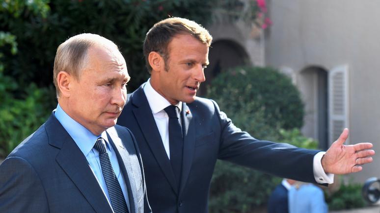 Французский дипломат: сближение Москвы и Парижа поможет делу разоружения и мира