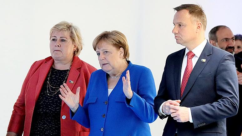 Дуда: Польша выставит Германии счёт за преступления нацизма