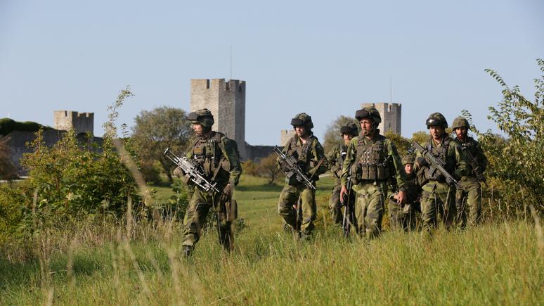Bloomberg: Швеция заставит банки раскошелиться на «военный ответ» России
