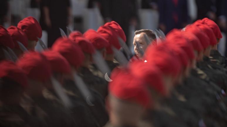 NZZ: Варшава решает свои внутриполитические проблемы за счёт годовщины Второй мировой
