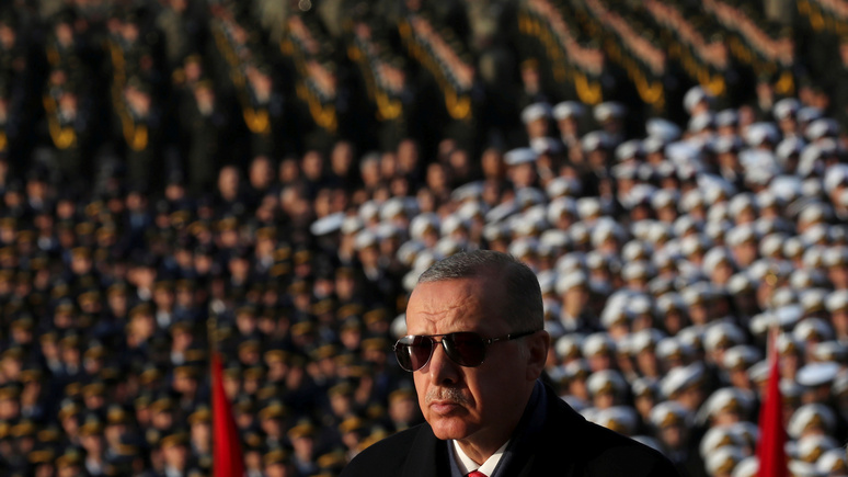 N-TV: Турция пригрозила перейти в наступление после авиаударов США в Идлибе