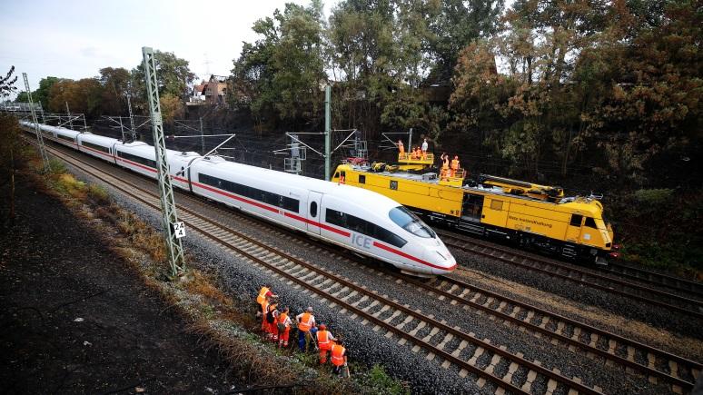 Handelsblatt: немцы надеются обогнать китайцев в российских транспортных проектах