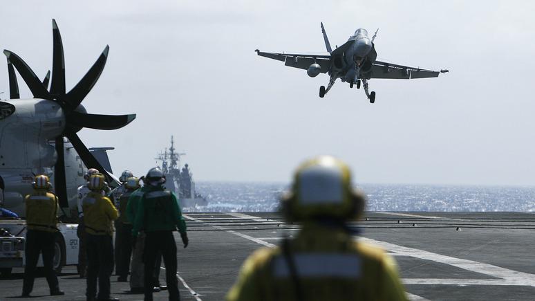 «Стратегическое банкротство»: AT предсказала США разгром в Азии всего за пару часов