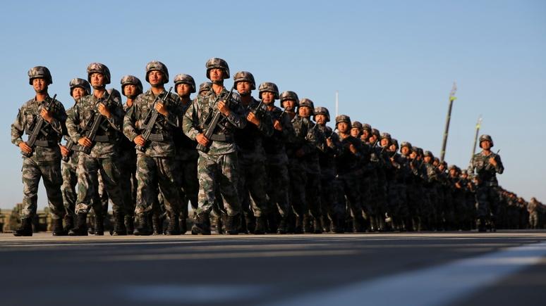Die Welt: в НАТО проспали военный подъём Китая