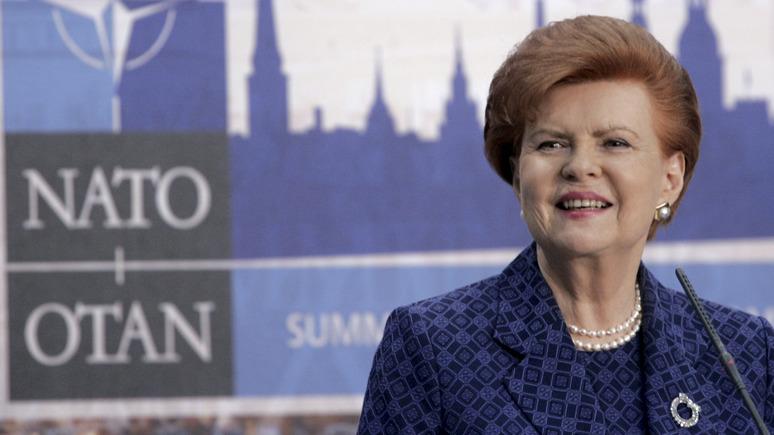 Экс-президент Латвии о сдерживании России: «Слава богу, у нас есть НАТО»