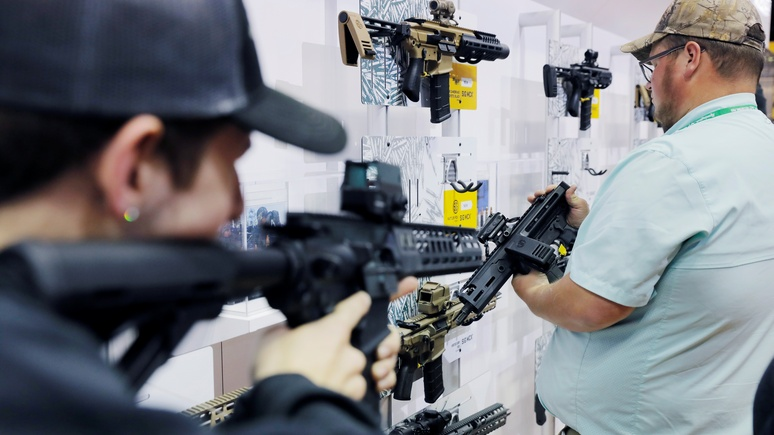 Independent: в Сан-Франциско Национальную стрелковую ассоциацию назвали террористической организацией