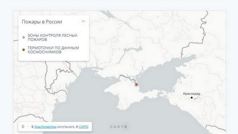 Обозреватель: Greenpeace признал Крым российским