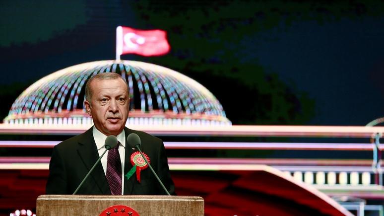 Welt: Эрдоган грозится пустить беженцев в Европу, если ЕС ему с ними не поможет