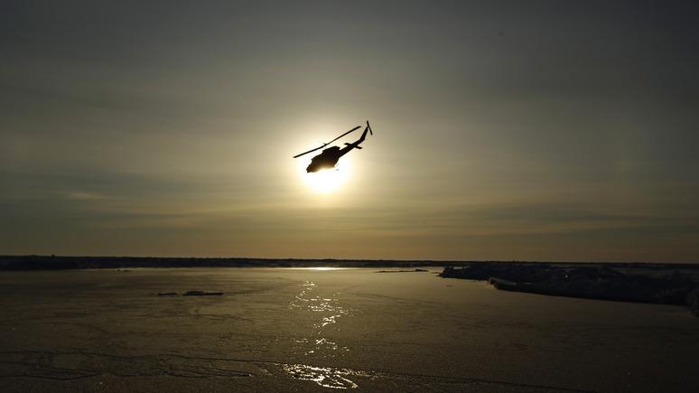 Daily Express: Трамп запускает военную программу в Арктике, чтобы не отставать от России и Китая