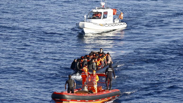 Welt: границы Европы на замке — если Турция не передумает