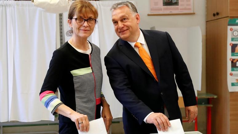 Guardian: Орбан призвал венгров повышать рождаемость, чтобы спасти Европу от вымирания и мигрантов