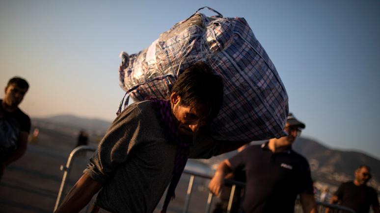 N-TV: в Германии обеспокоены ростом числа прибывающих из Турции беженцев